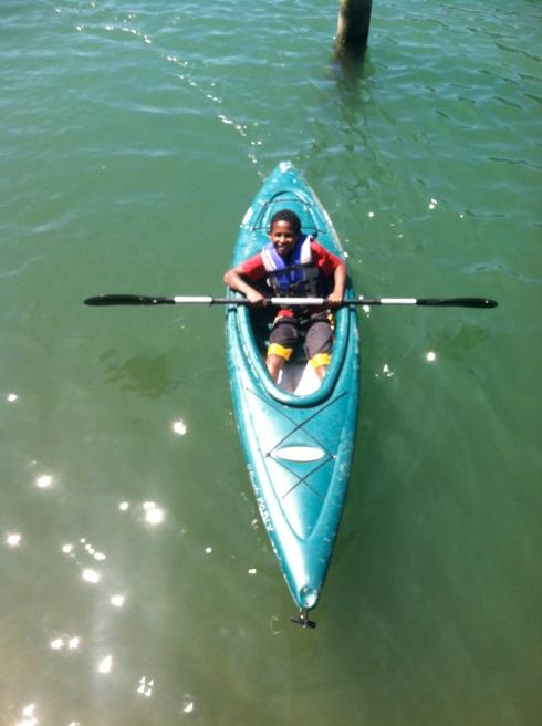 Lots to do at the lake!